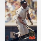 1993 Leaf Baseball #048 Steve Hosey - San Francisco Giants