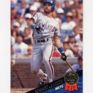 1993 Leaf Baseball #039 Howard Johnson - New York Mets