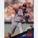 1993 Leaf Baseball #032 Rick Aguilera - Minnesota Twins