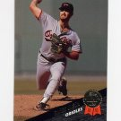 1993 Leaf Baseball #023 Gregg Olson - Baltimore Orioles