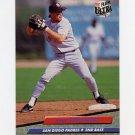 1992 Ultra Baseball #584 Kurt Stillwell - San Diego Padres