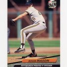 1992 Ultra Baseball #554 Roger Mason - Pittsburgh Pirates