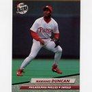 1992 Ultra Baseball #544 Mariano Duncan - Philadelphia Phillies