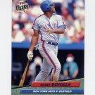 1992 Ultra Baseball #527 Bobby Bonilla - New York Mets