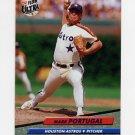 1992 Ultra Baseball #494 Mark Portugal - Houston Astros
