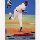 1992 Ultra Baseball #463 Ben Rivera - Atlanta Braves