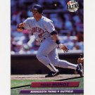 1992 Ultra Baseball #399 Pedro Munoz - Minnesota Twins