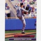 1992 Ultra Baseball #397 Bill Krueger - Minnesota Twins