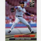 1992 Ultra Baseball #367 Mike Munoz - Detroit Tigers