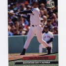 1992 Ultra Baseball #318 Phil Plantier - Boston Red Sox