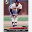 1992 Ultra Baseball #297 Trevor Wilson - San Francisco Giants