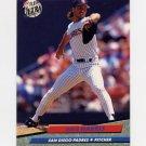 1992 Ultra Baseball #278 Greg W. Harris - San Diego Padres