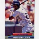 1992 Ultra Baseball #275 Jerald Clark - San Diego Padres