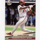 1992 Ultra Baseball #243 Charlie Hayes - Philadelphia Phillies