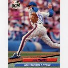 1992 Ultra Baseball #234 Jeff Innis - New York Mets