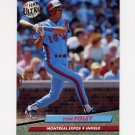 1992 Ultra Baseball #221 Tom Foley - Montreal Expos