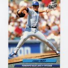 1992 Ultra Baseball #147 Jimmy Key - Toronto Blue Jays
