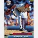 1992 Ultra Baseball #134 Mike Jeffcoat - Texas Rangers