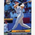 1992 Ultra Baseball #121 Jay Buhner - Seattle Mariners