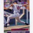 1992 Ultra Baseball #090 Scott Erickson - Minnesota Twins