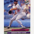1992 Ultra Baseball #088 Rick Aguilera - Minnesota Twins
