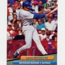 1992 Ultra Baseball #079 Dante Bichette - Milwaukee Brewers