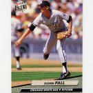 1992 Ultra Baseball #041 Don Pall - Chicago White Sox