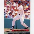 1992 Ultra Baseball #016 Mike Greenwell - Boston Red Sox
