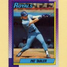 1990 Topps Baseball #727 Pat Tabler - Kansas City Royals