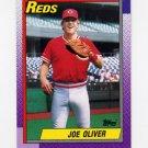 1990 Topps Baseball #668 Joe Oliver - Cincinnati Reds