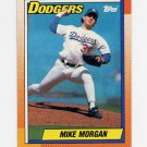 1990 Topps Baseball #367 Mike Morgan - Los Angeles Dodgers