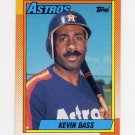 1990 Topps Baseball #281 Kevin Bass - Houston Astros