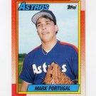 1990 Topps Baseball #253 Mark Portugal - Houston Astros