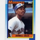 1990 Topps Baseball #232 Darnell Coles - Seattle Mariners