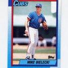 1990 Topps Baseball #114 Mike Bielecki - Chicago Cubs