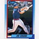 1990 Topps Baseball #012 Joe Girardi - Chicago Cubs