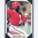 1991 Leaf Baseball #272 Gerald Perry - St. Louis Cardinals