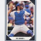 1991 Leaf Baseball #258 Joe Girardi - Chicago Cubs