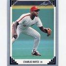 1991 Leaf Baseball #214 Charlie Hayes - Philadelphia Phillies