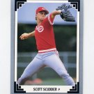 1991 Leaf Baseball #183 Scott Scudder - Cincinnati Reds