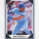 1991 Leaf Baseball #147 Danny Tartabull - Kansas City Royals
