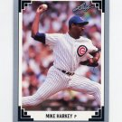 1991 Leaf Baseball #090 Mike Harkey - Chicago Cubs