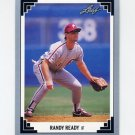 1991 Leaf Baseball #082 Randy Ready - Philadelphia Phillies