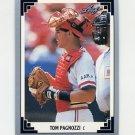 1991 Leaf Baseball #072 Tom Pagnozzi - St. Louis Cardinals
