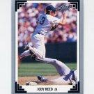 1991 Leaf Baseball #069 Jody Reed - Boston Red Sox