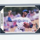 1991 Leaf Baseball #061 Ramon Martinez - Los Angeles Dodgers