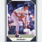 1991 Leaf Baseball #047 Tom Bolton - Boston Red Sox
