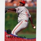 1994 Leaf Baseball #213 Ben Rivera - Philadelphia Phillies