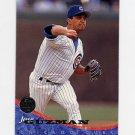 1994 Leaf Baseball #186 Jose Guzman - Chicago Cubs