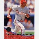 1994 Leaf Baseball #176 Jim Eisenreich - Philadelphia Phillies